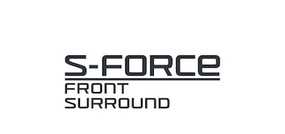 S-Force Front Surround logó
