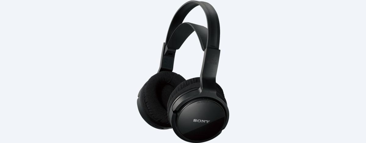 Sony MDR RF811RK rádiófrekvenciás, vezeték nélküli fejhallgató