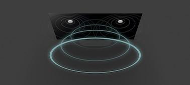 Acoustic Surface Audio