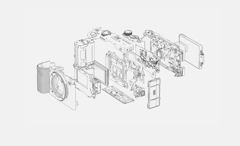 Sony ILCE-7C