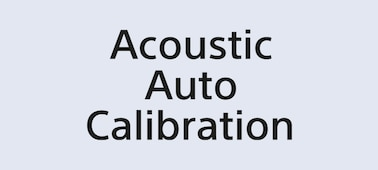 Acoustic Auto Calibration logója