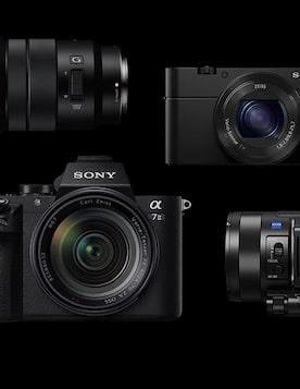 Sony I Fényképezőgép-csatorna