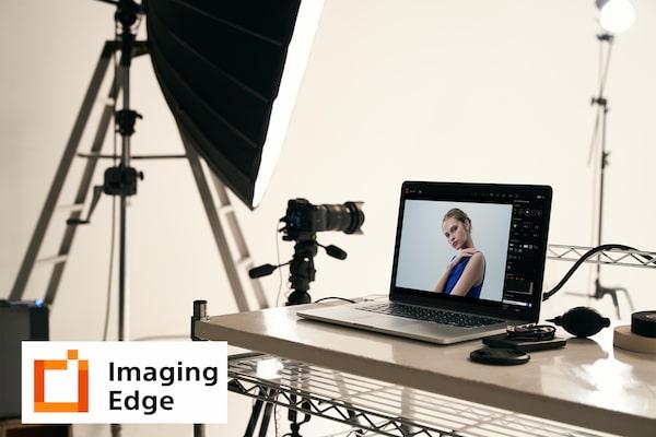 Imaging Edge™ Remote, Viewer és Edit