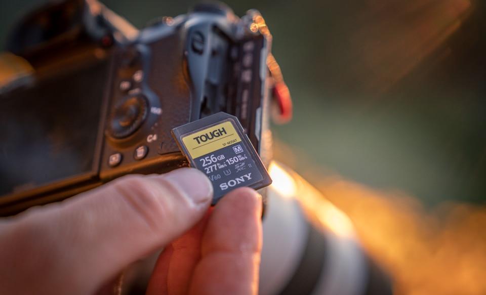 Sony SDXC 64GB UHS-II SFM64T