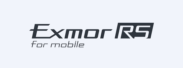 Exmor RS for mobile