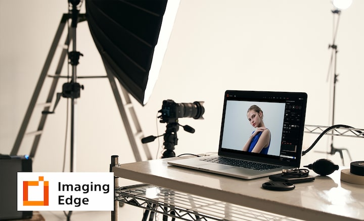 Imaging Edge™ Remote, Viewer és Edit
